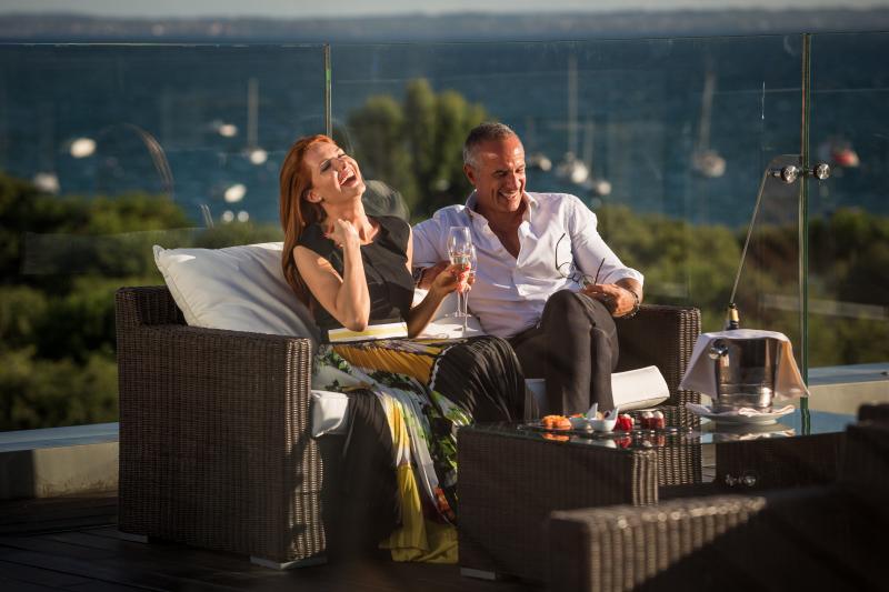 bar terrazza aperitivo romantico bardolino colorhotel 1422