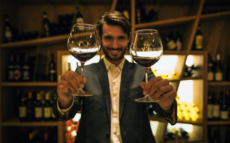 la wine experience - cantina color hotel bardolino garda 1045